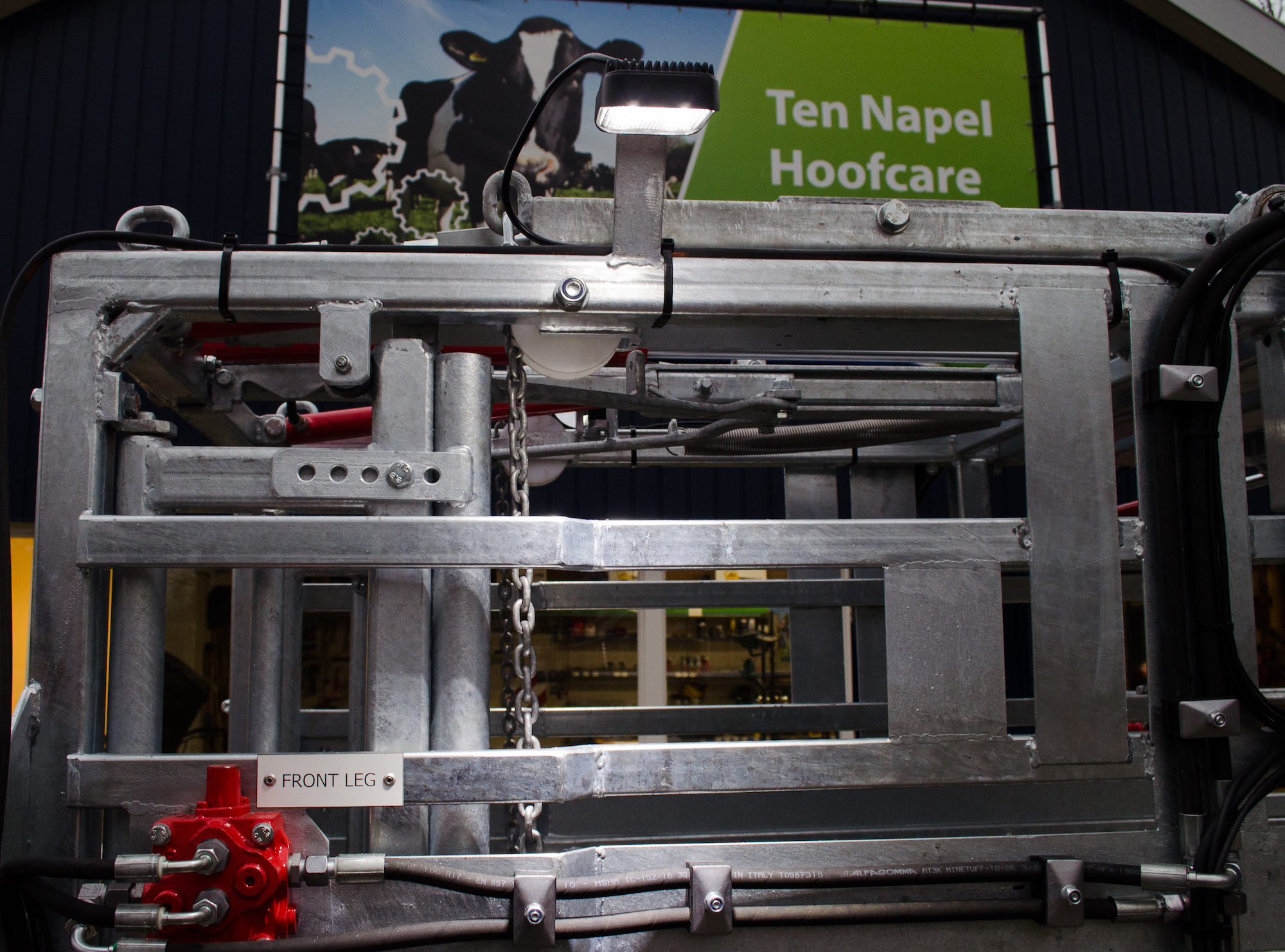 Ten Napel Hoofcare Farmer Pro Basis